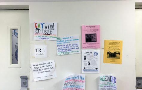 SHS students celebrate Ally Week
