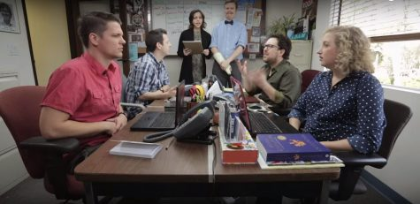 SHS graduate Adam Carr launches original webseries