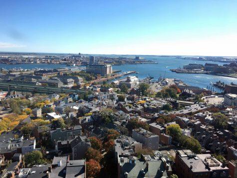 SHS juniors visit Boston