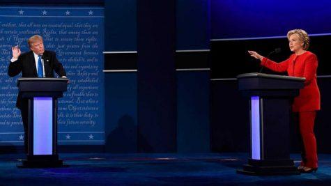 Trump v. Clinton debate showdown