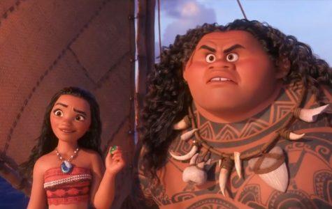 """Disney's """"Moana"""" shatters expectations"""