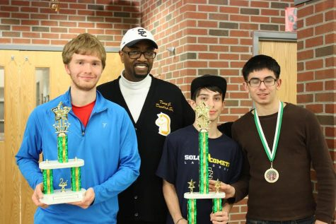 Solon chess makes strong showing at Ohio Grade Level Championship