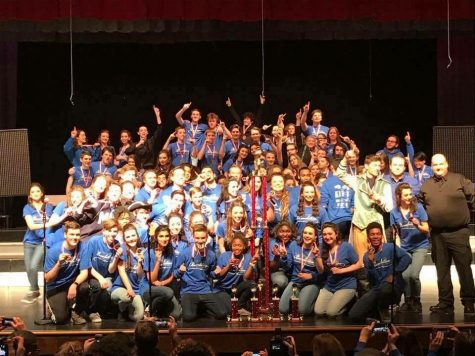 Music in Motion crushes competition at Piqua Show Choir Invitational