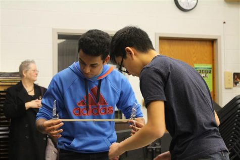 Science Olympiad team prepares for state competition comeback