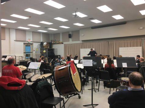 Solon Community Band hosts winter concert