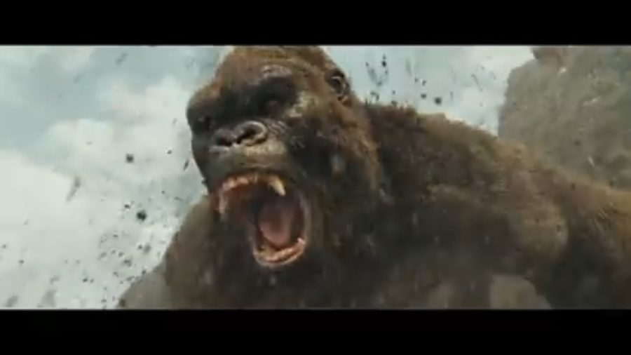 'Kong: Skull Island' smashes expectations