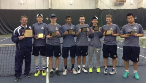 SHS boys tennis team prepares for states through hard work, dedication