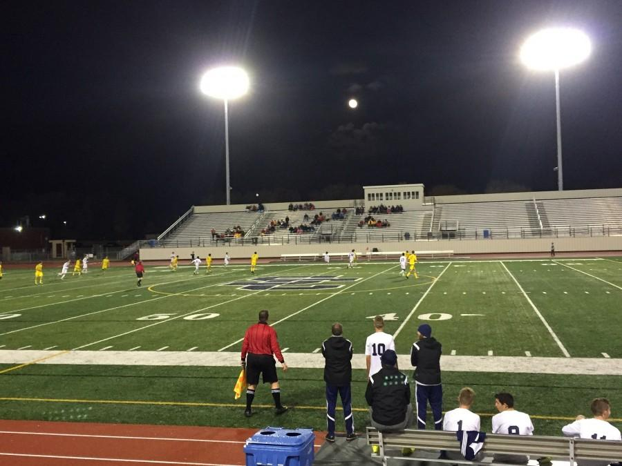 Solon Comet soccer rolls to District Finals
