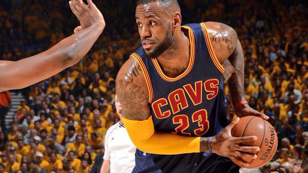 LeBron James and the Cavaliers will be looking for revenge this season following last year's loss in the NBA Finals.