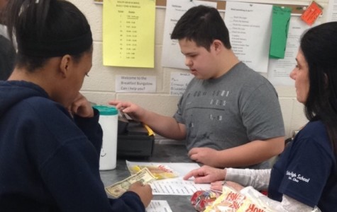 SHS follows state initiative to employ students with learning disabilities