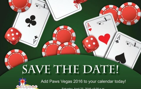 Paws and Prayers is hosting their annual event, Paws Vegas, on April 23.