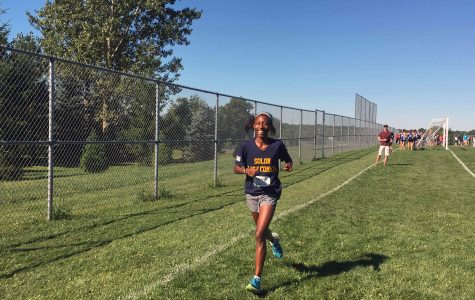 Speedy sophomore Olivia Howell excels on girls XC team