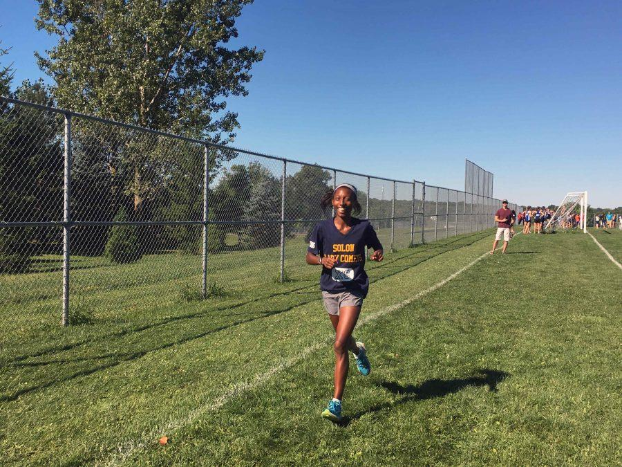 Howell placed second at Kenston meet on Sept. 3.