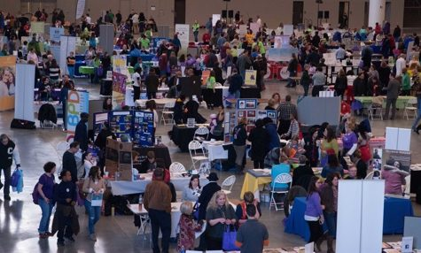 The 2014 Tolerance Fair at the Cleveland Convention Center featured 140 exhibitors, about 4000 attendees and over 50 volunteers.