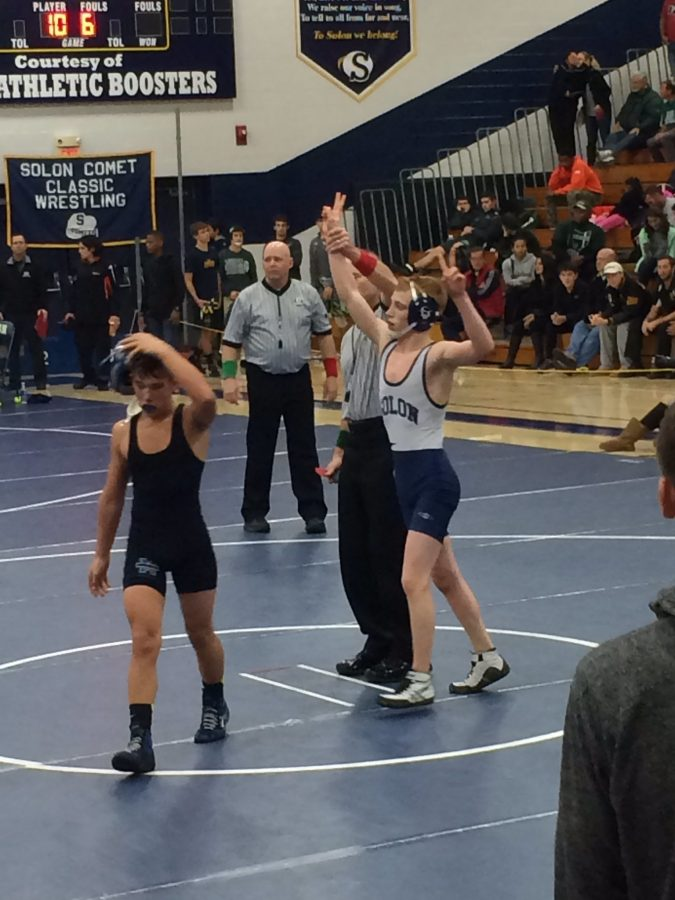 SHS wrestling starts off season strong at Comet Classic