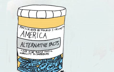'Alternative facts' set dangerous precedent