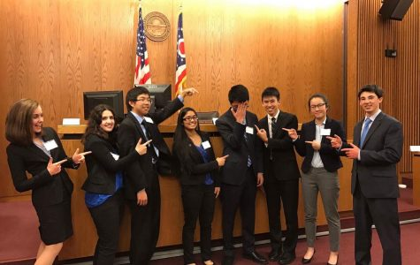 Meet Mock Trial's Team Warren