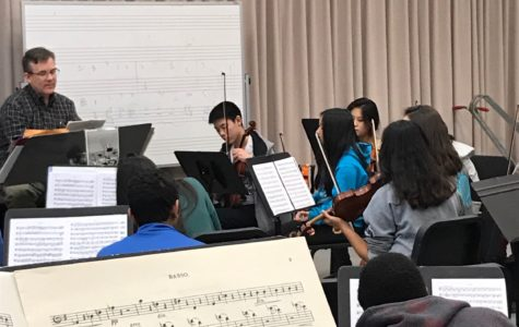 SHS Sinfonia outperforms the competition in statewide contest