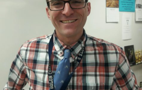Mr. Kirk will teach Forensics at SHS next year.