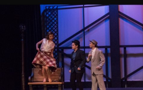 SCA paves way to high school theater