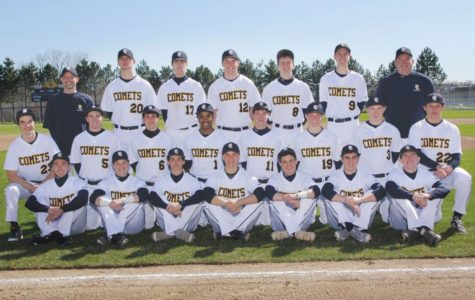 The 2016 SHS baseball team.