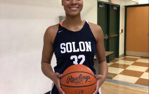 SHS senior makes history, earns All-American nod