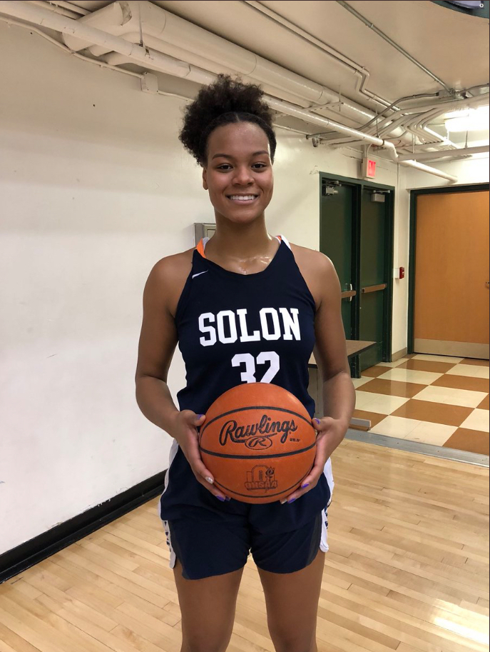 Myers is one of two players, boy or girl, to represent Ohio in the 2018 McDonald's All-American Game.