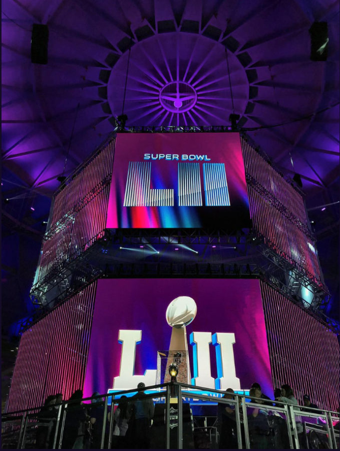 Super+Bowl+LII+will+be+played+from+U.S.+Bank+Stadium+in+Minneapolis.+