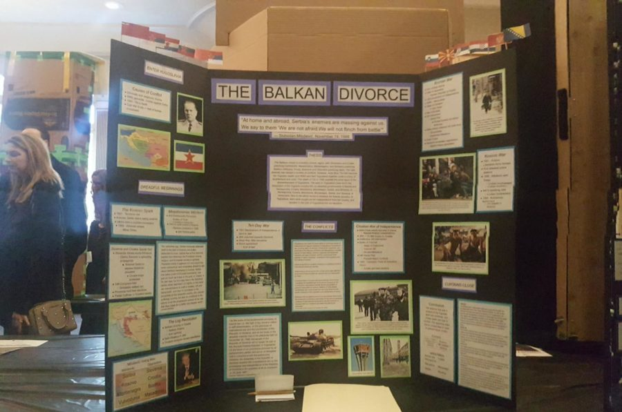 SHS senior qualifies for state National History Day competition