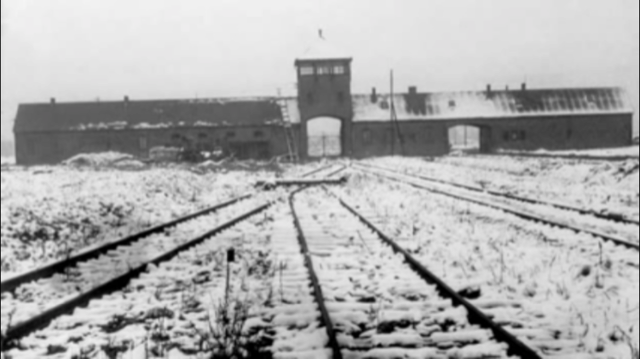 Auschwitz+concentration+camp.+Picture+courtesy+of+Smithsonian+Magazine+on+Youtube.+