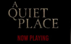 """A Quiet Place"" makes a big splash"