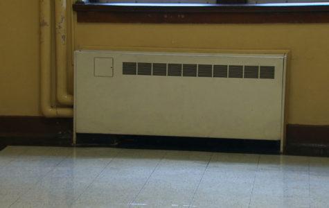 New air conditioning at SHS