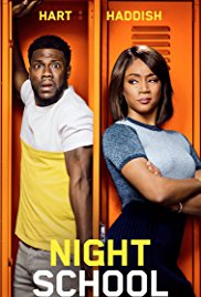 """Night School"" begs the question: what has comedy become?"