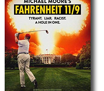 """Fahrenheit 11/9"" is a powerful, messy take on the state of American politics in 2018"