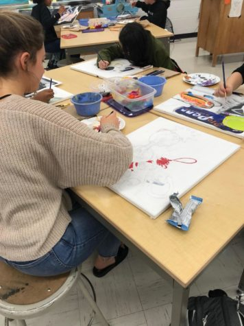 The annual PTA Reflections Art Program returns