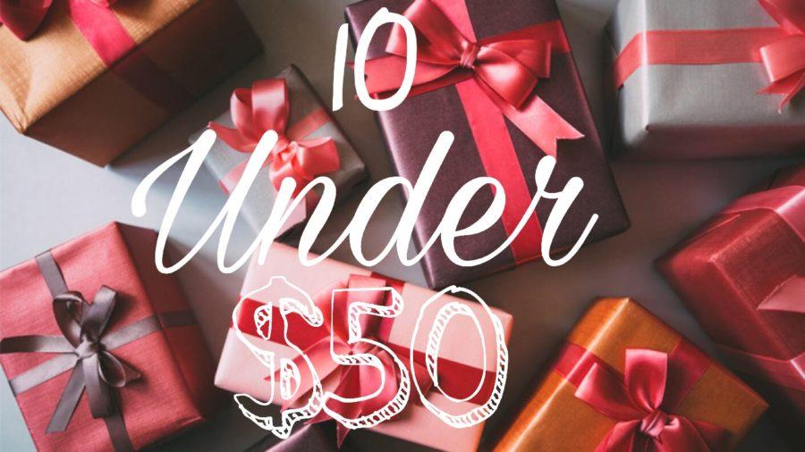 10 under $50