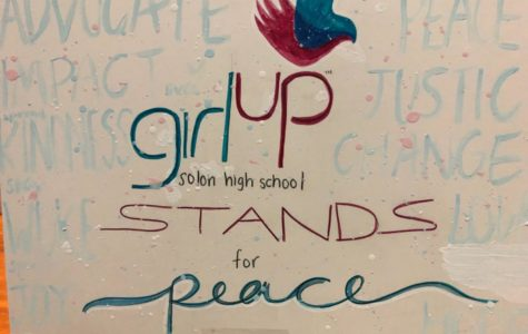 Girl Up unites SHS with their Vigil for Peace