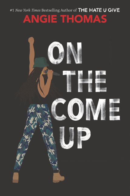 "Angie Thomas outdoes herself with ""On the Come Up"""