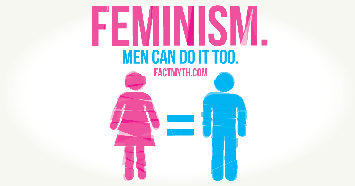 Photo Credit: https://medium.com/applied-intersectionality/yes-i-am-a-man-and-yes-i-am-a-feminist-36271da764b3