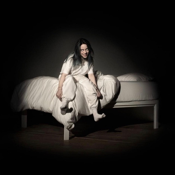 """When We All Fall Asleep,"" Billie Eilish Rises Up The Charts"