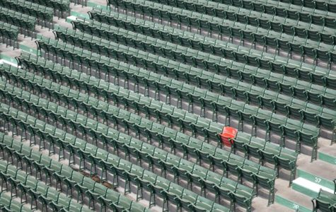 Fenway Park, home of the Boston Red Sox, stays empty for the entire 2020 season. Photo courtesy of unsplash.com