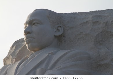 Martin Luther King one of the many black heroes. Source: https://www.shutterstock.com/image-photo/washington-dc-usa-february-23-2015-1288517266