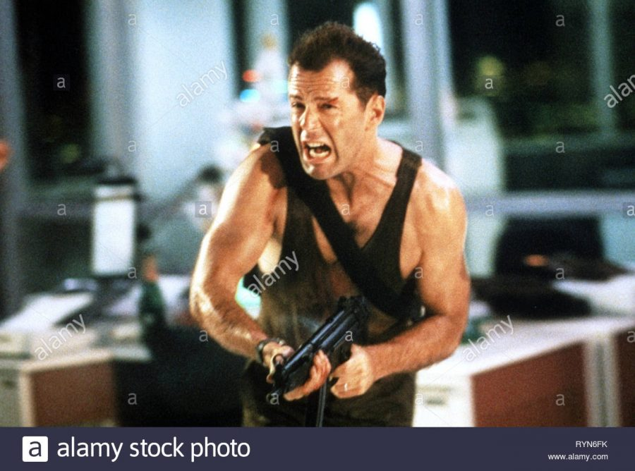 """Die Hard"" will never be a Christmas movie"