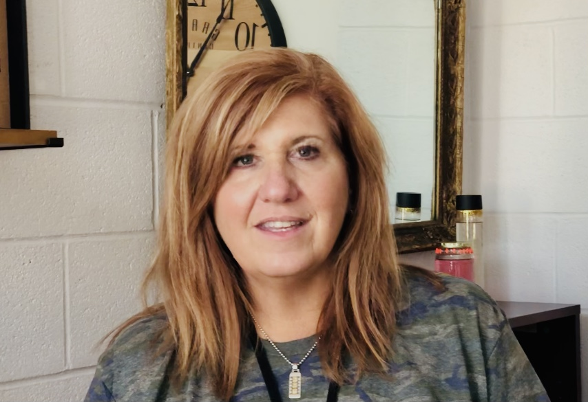Mrs.+Trocchio%2C+the+Director+of+The+School+Counseling+Office+and+advisor+for+Student+Council