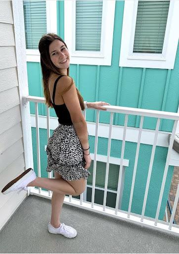 Izzy Levy: Solon High School Senior
