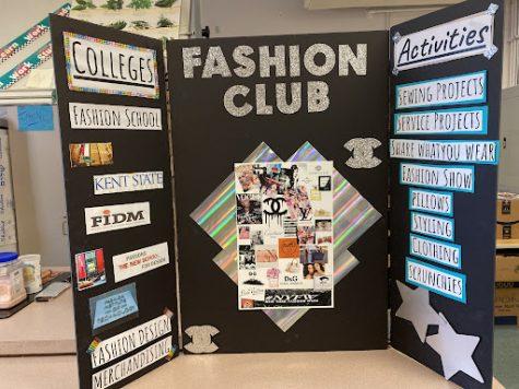 Fashion Club Board