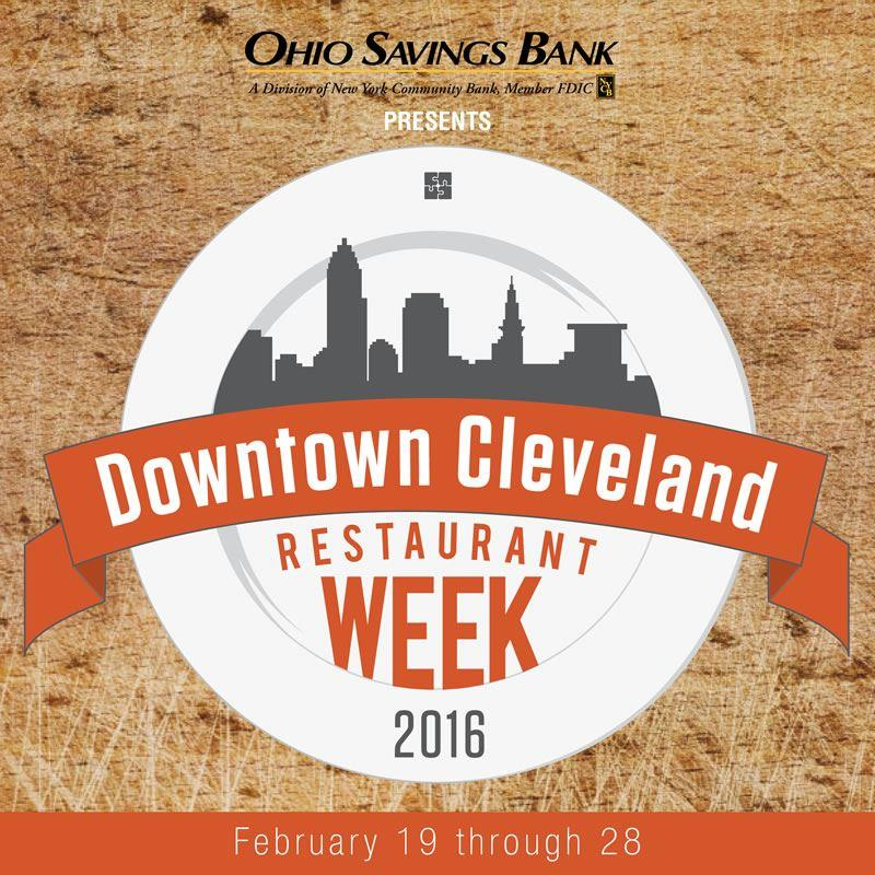 The Shs Courier Downtown Cleveland Restaurant Week
